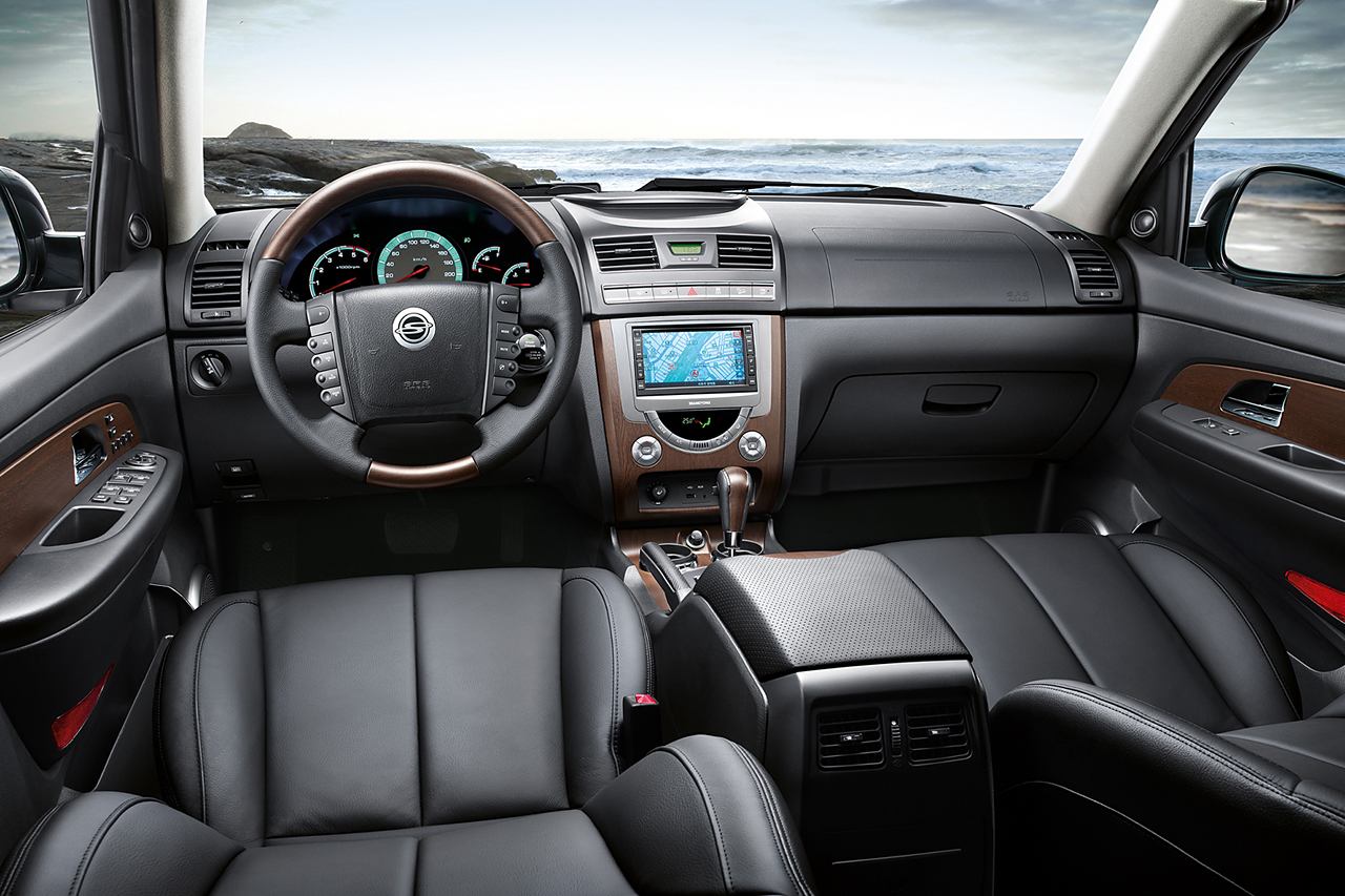 Rexton Cars Images Ssangyong Suv India