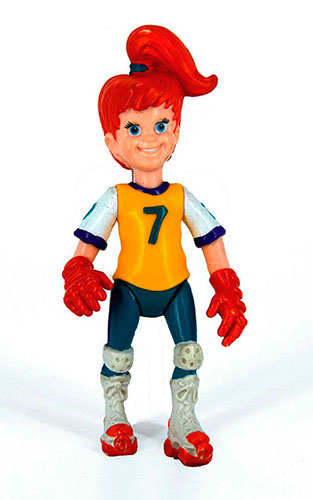 Figura Kids Club Burger King Boomer