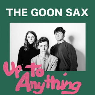 THE GOON SAX - Up to anything (Los mejores discos del 2016)