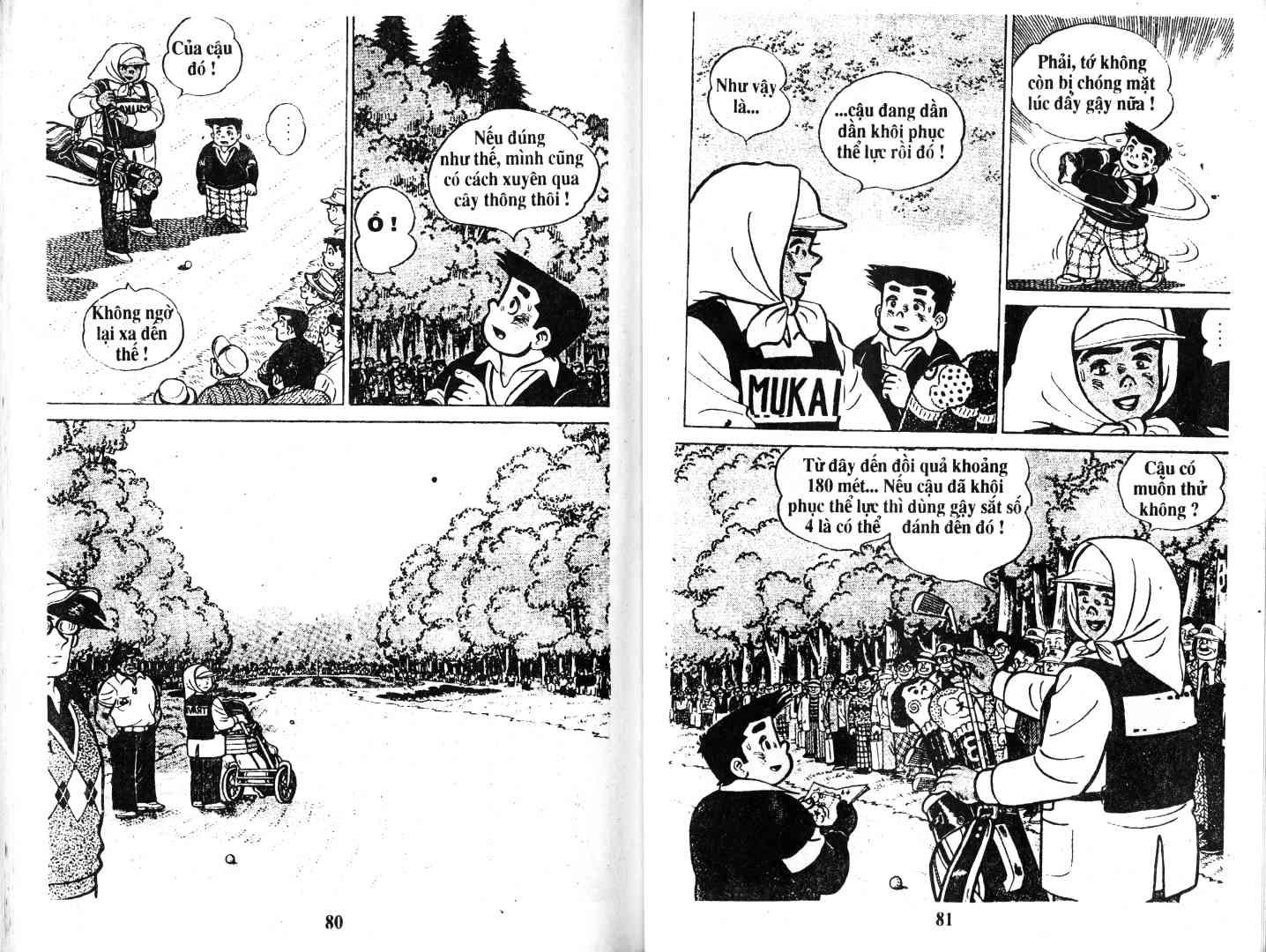 Ashita Tenki ni Naare chapter 42 trang 39