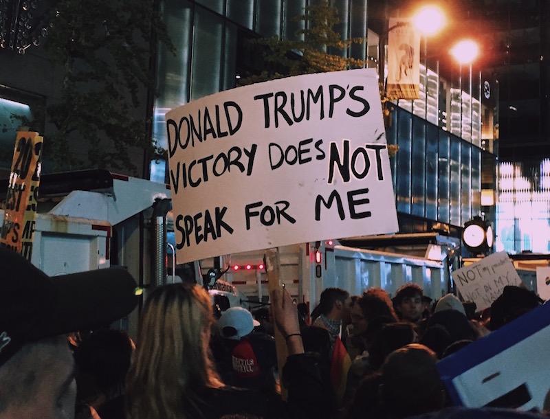 Open letter re: Trump's election.