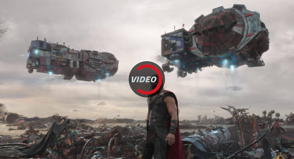 Why Thor: Ragnarok Changed the Setting of That Mjolnir Scene