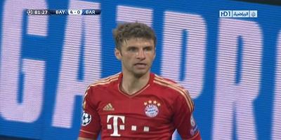 UEFA-4 : Bayern Munich 4 vs 0 Barcelona 23-04-2013