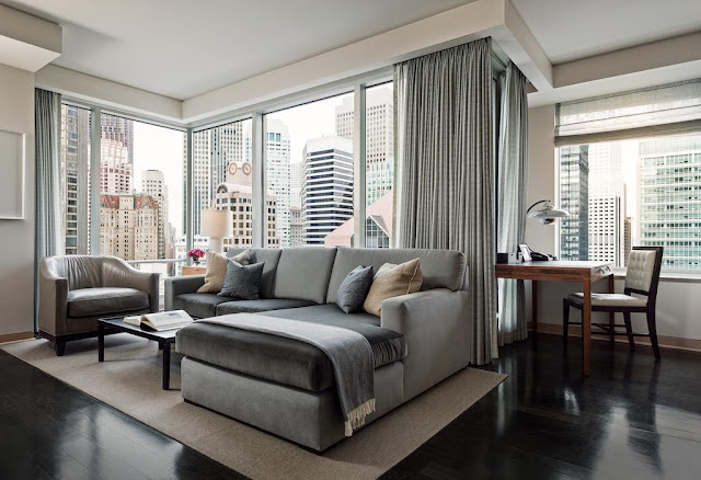 Located in the SoMa District, The St. Regis San Francisco is a luxury 5 star hotel blending extraordinary hospitality with modern sophistication.