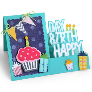 Gigi's Crafts: Watermelon Birthday Card