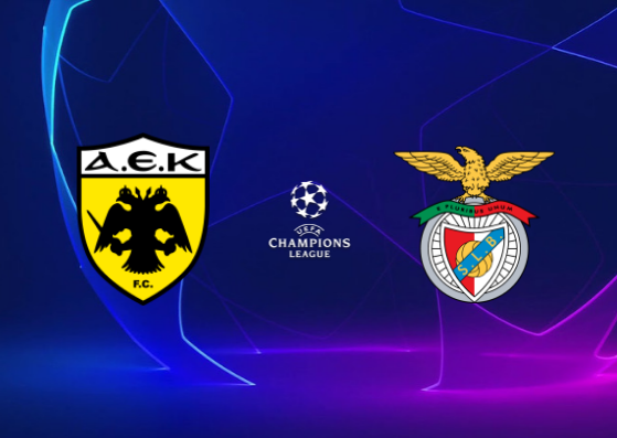 AEK Athens vs Benfica Full Match & Highlights 02 October 2018