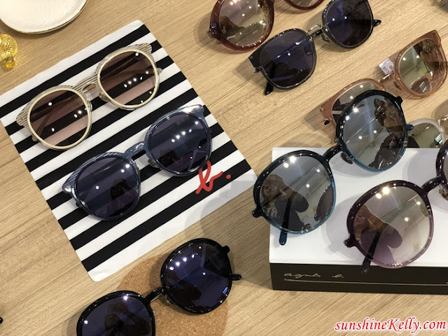 agnès b. eyewear, agnès b. Sunglasses, agnès b. Optical eyewear, Eyewear Creations Group, fashion, agnès b. 2019 Sunglasses, agnès b. 2019 Optical Collection