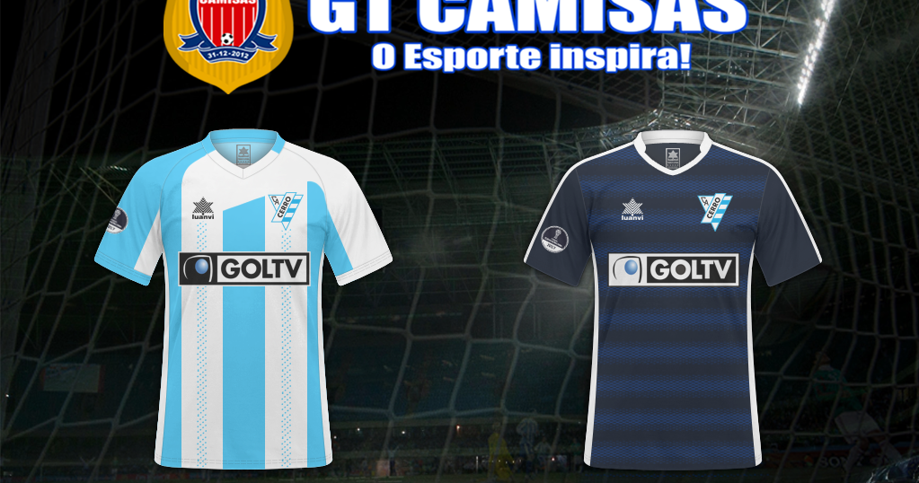 c7c11ca667d GT Camisas  Camisas Copa Sulamericana 2018 - Times Uruguaios