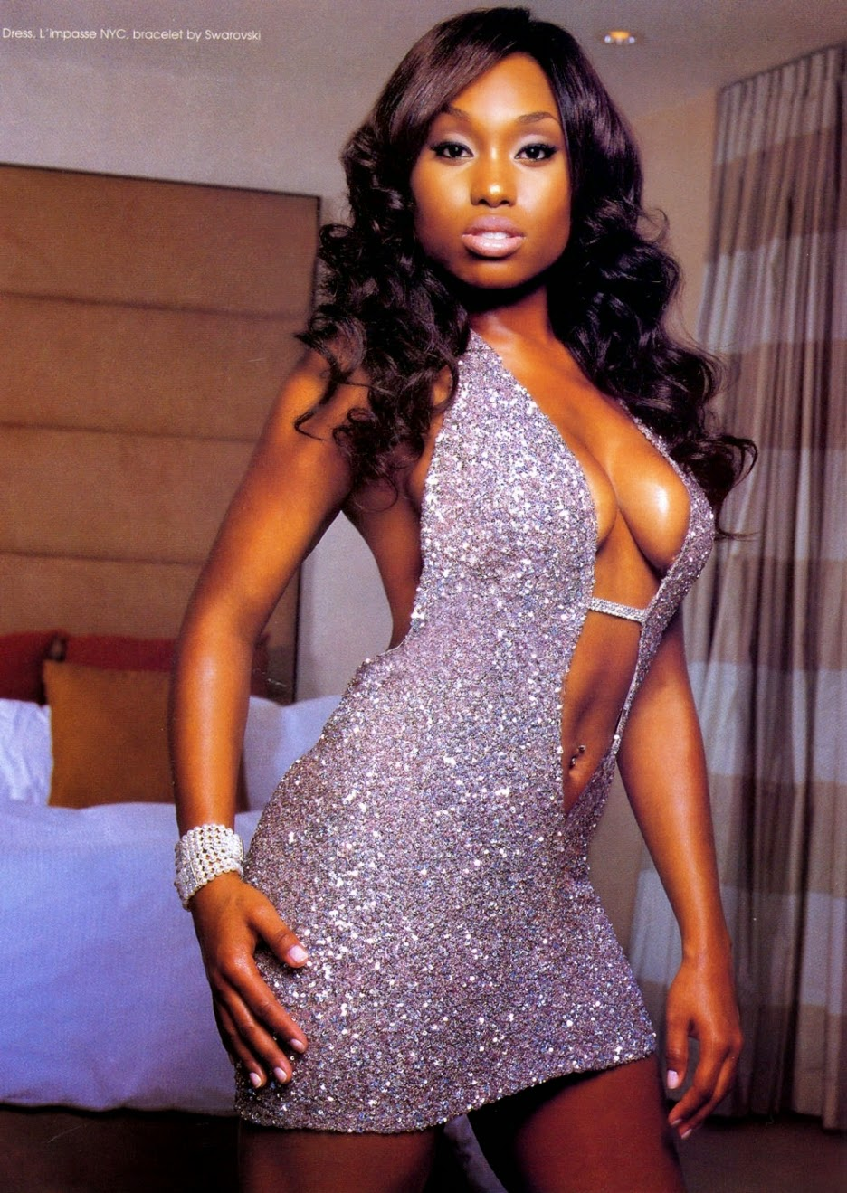 Wrap-Up Magazine: Angell Conwell Top 5 Hottest Photos