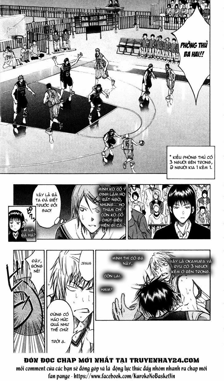 Kuroko No Basket chap 150 trang 17