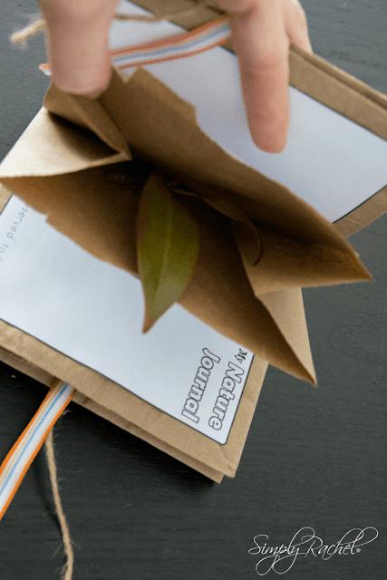 Foto libro con le tasche 6