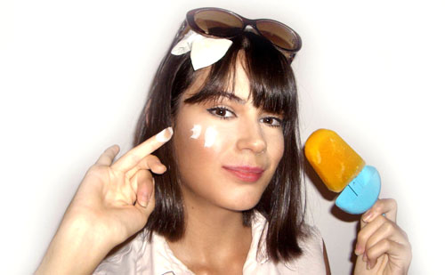 cuidar piel despues verano monika sanchez guapa al instante