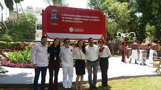 Laboratório Sabin inaugurou academia ao ar livre em Ondina na última sexta-feira (15)
