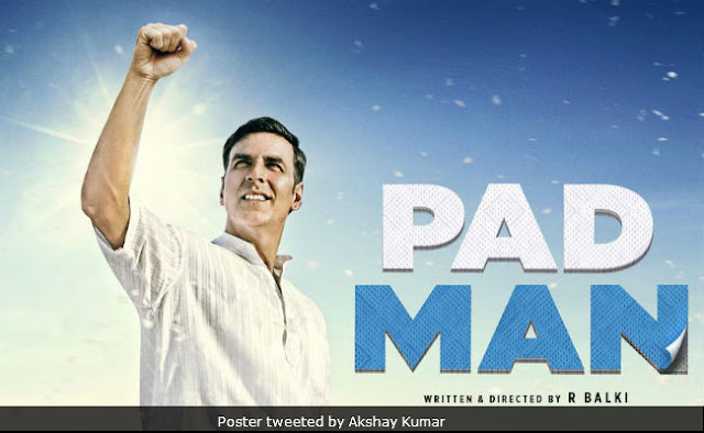 "Padman Box Office Collection: ""Costs Removed by Padman"" in Three Days, Learn Akshay Kumar's Fees"