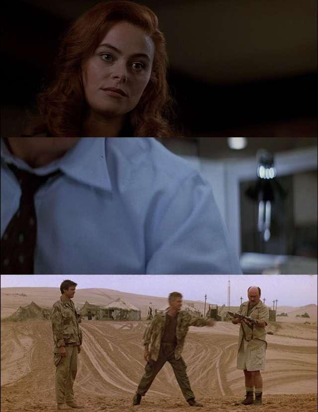 Juego de patriotas (1992) HD 1080p Latino