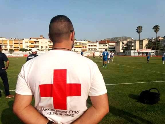 Δράσεις Σεπτεμβρίου 2017 από το Σώμα Εθελοντών Σαμαρειτών, Διασωστών και Ναυαγοσωστών Ναυπλίου