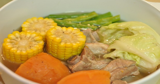 Pork Nilaga Recipe