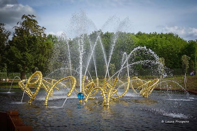 Les Belles Danses - Château de Versailles © Laura Prospero