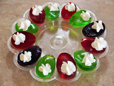 Jello Deviled Eggs
