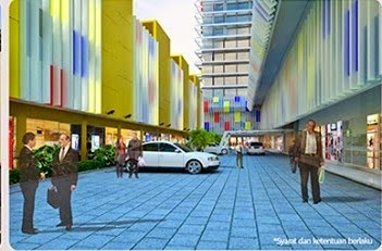 Investasi Property ( RUKO / Commercial Area )