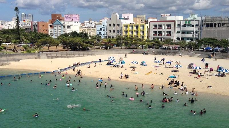 Naminoe beach