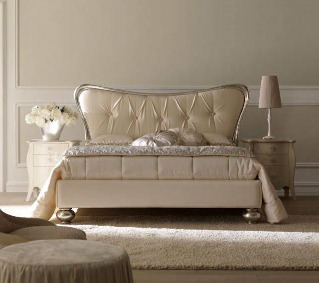 Mobila - italiana - pat - dormitor - tapitt- Desire - articol - 6082