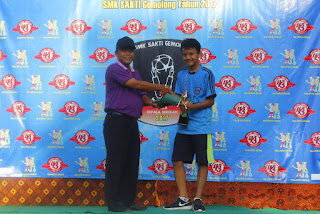 Piala Kepala Sekolah antar SMP/MTS