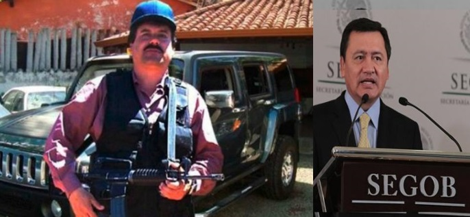 Image result for osorio chong el chapo