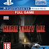 Here They Lie VR PS4 UK