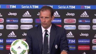 Serie A Juventus conferenza Allegri pre Udinese video