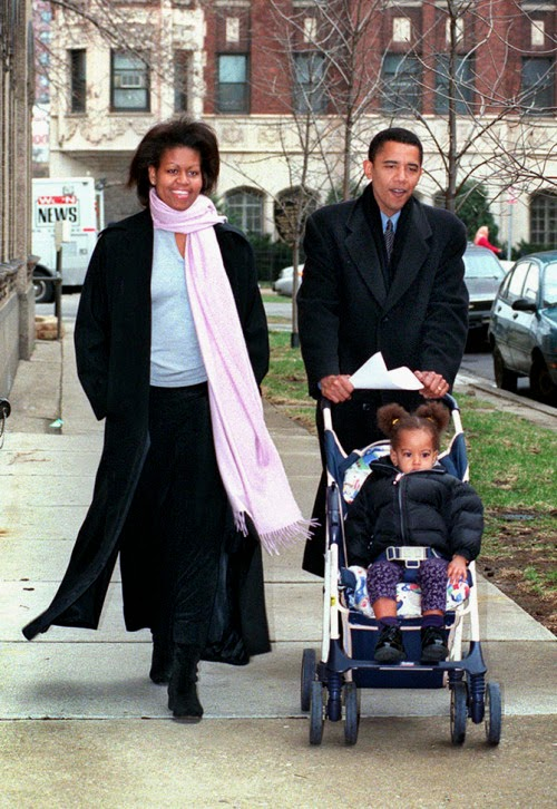 malia obama as a baby - ¡Exclusiva de Before It's News!