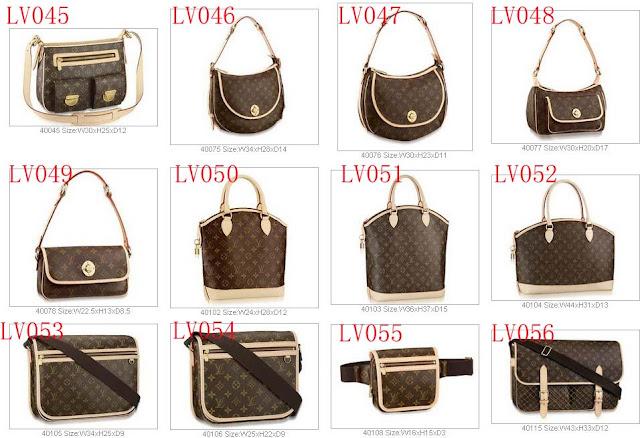 The Style Book Louis Vuitton Handbags Collection 2013