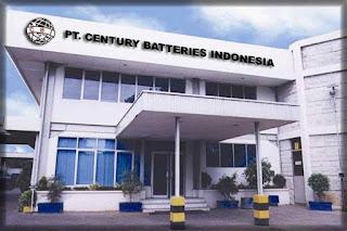 Loker Terbaru untuk SMK PT Century Batteries Indonesia (CBI) Karawang