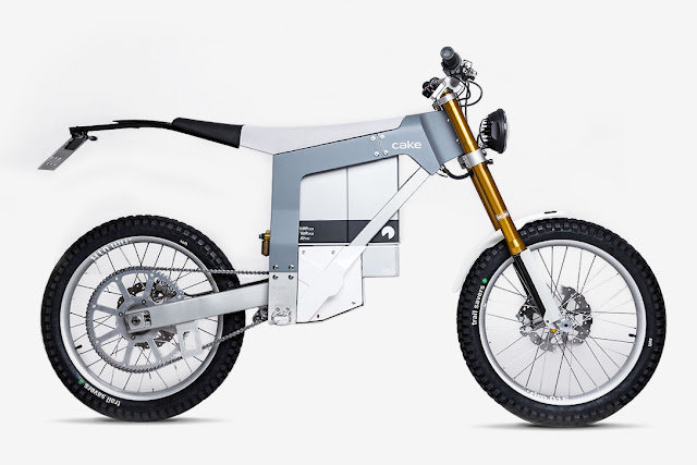 Cake Kalk& road legal electric bike