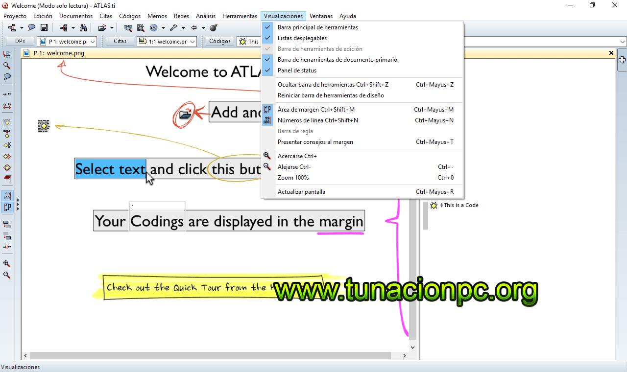 Descargar ATLAS.ti Full Español