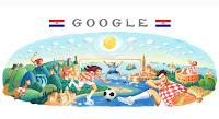 Google doodle Hrvatska svjetsko nogometno prvenstvo slike otok Brač Online
