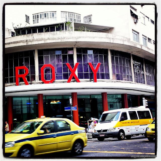 Rio de Janeiro - Copacabana, Cinema Roxy