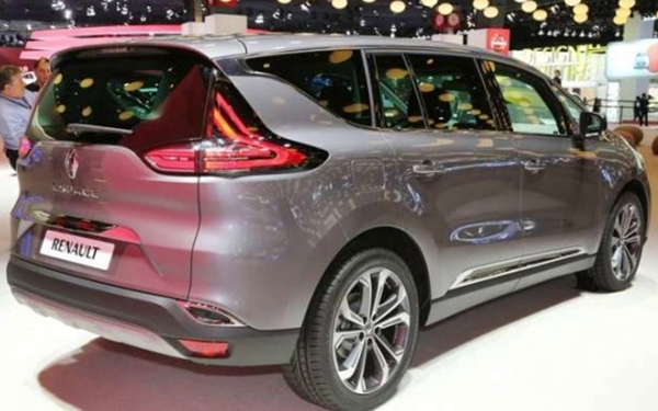 2018 renault espace specs review redesign price release. Black Bedroom Furniture Sets. Home Design Ideas