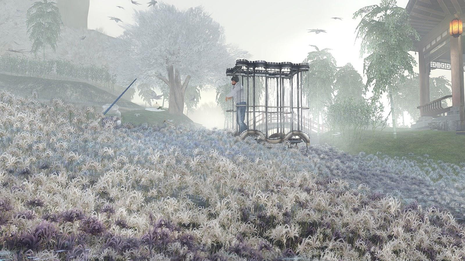 Echt virtuell the outer garden die tukireirou tour for Outer garden