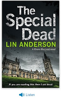 http://www.amazon.co.uk/Special-Dead-Rhona-MacLeod/dp/1447298314/ref=tmm_hrd_swatch_0?_encoding=UTF8&qid=1455392754&sr=8-1