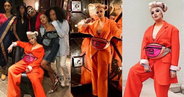 Fesyen Tudung Belit Neelofa Teruk Dihentam, Lihat Reaksi Menyampah Para Netizen