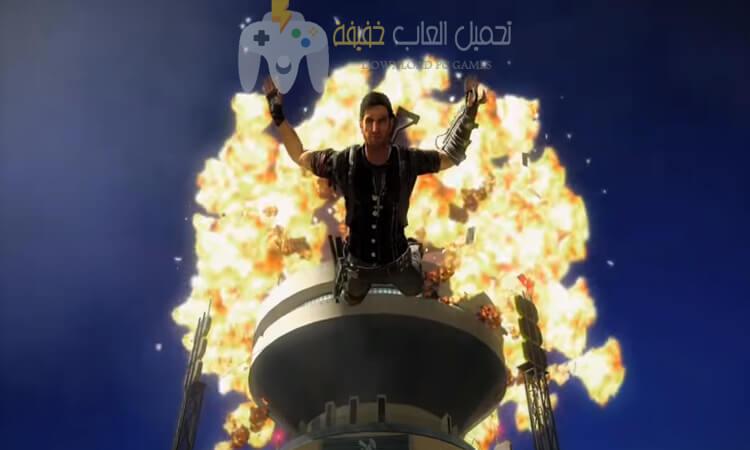 تحميل لعبة Just Cause 2 برابط مباشر