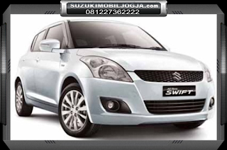 New Swift warna Silver