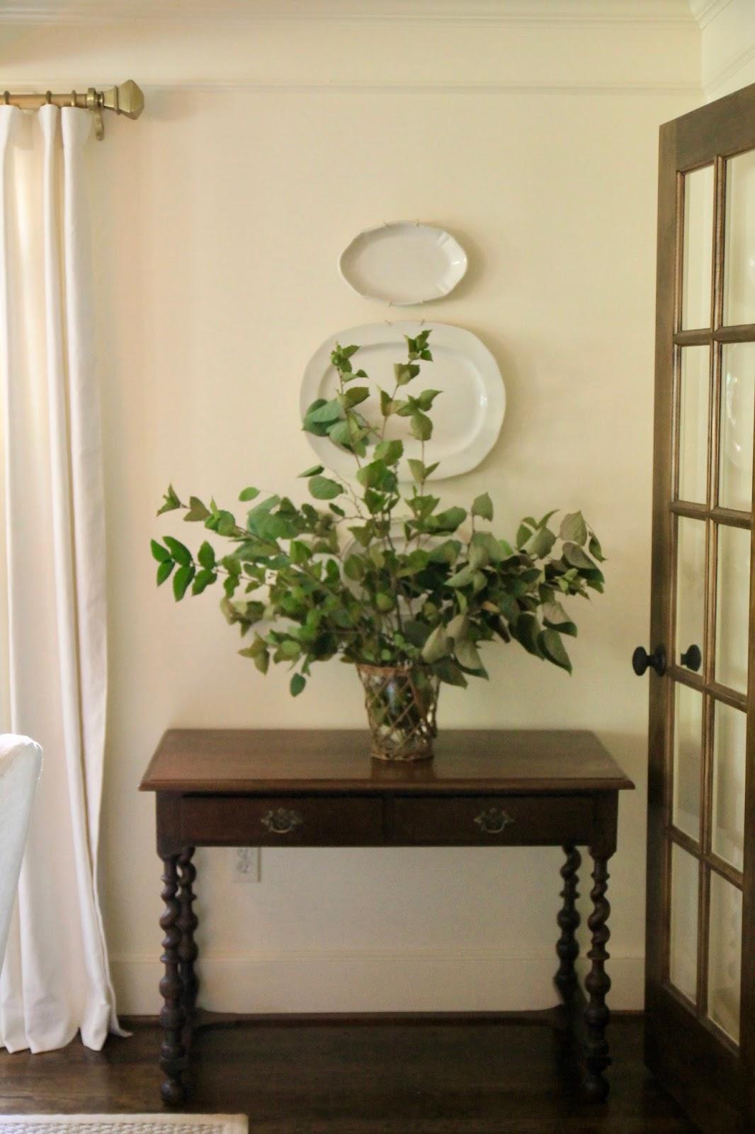 Autumn Living Room Decorating Ideas: Jenny Steffens Hobick: Pre-Autumn Tour