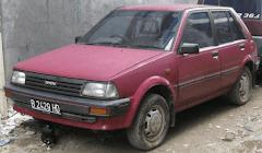 Harga Toyota Starlet bekas Saat Ini