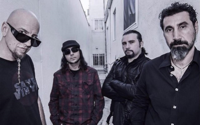 System of a Down tour 2019