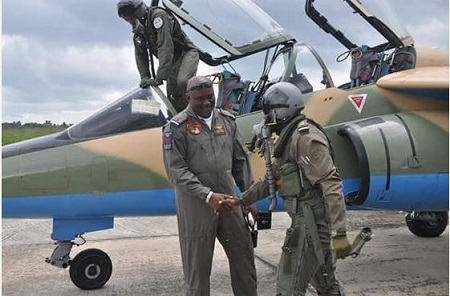 Nigeria AirForce Neutralizes Regrouping Boko Haram Terrorists