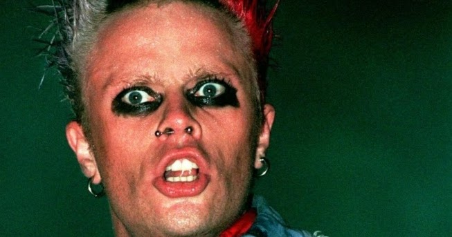 Prodigy Singer Keith Flint Dead At 49