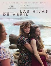pelicula Las hijas de Abril (2017)