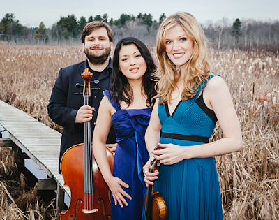 Neave Trio (Photo by Mark Roemisch)